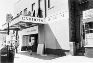 Anacostia Neighborhood Museum (1967 – present) by Niani Montgomery Kilkenny