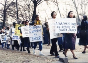From the Southern Africa Support Project to the Free South Africa Movement: A Brief Historical Recollection (1978 – 1990) By Sylvia Hill