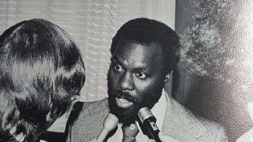 Phil Watson, WHUR-FM's conceptual architect and founding general manager